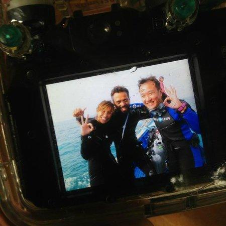 Malapascua Exotic Diving Center: Eugene LEE