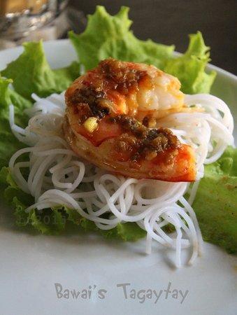 Bawai's Vietnamese Kitchen: Rearranging the Shrimp
