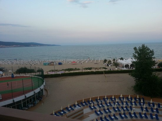 Hotel Riu Helios: View from Balcony