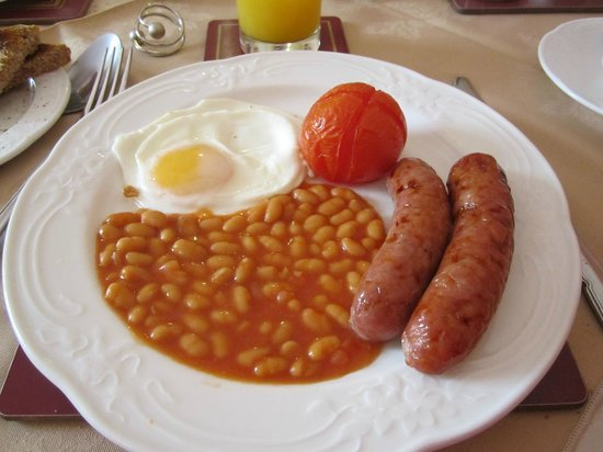 Beverley Guest House: Yummy breakfasts every day!