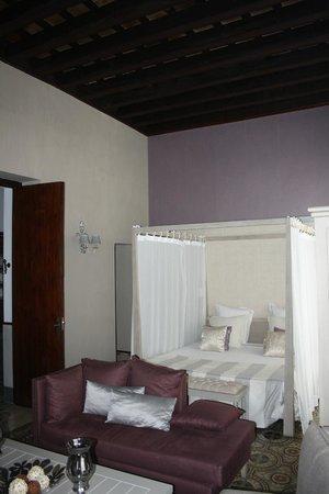 Palacio San Bartolome: suite Cristobal Colón