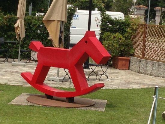 Santa Caterina Park Hotel - Sarzana: Poolside
