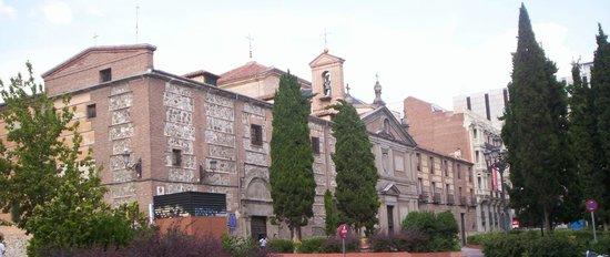 Monasterio de las Descalzas Reales : Monastero de las Descalzas Reales