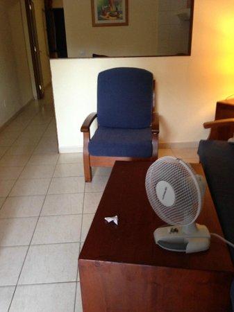 Relaxia Jandía Luz Apartamentos: el aire acondicionado
