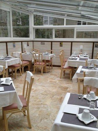 Quic en Groigne : Breakfast Room