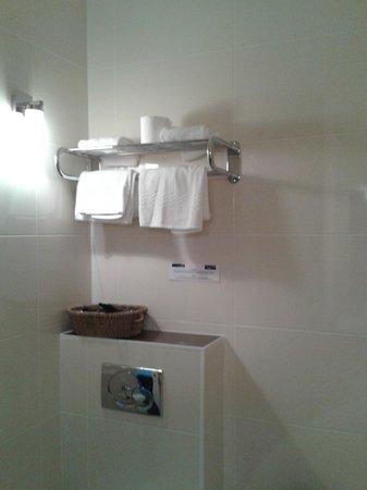Quic en Groigne : Towels