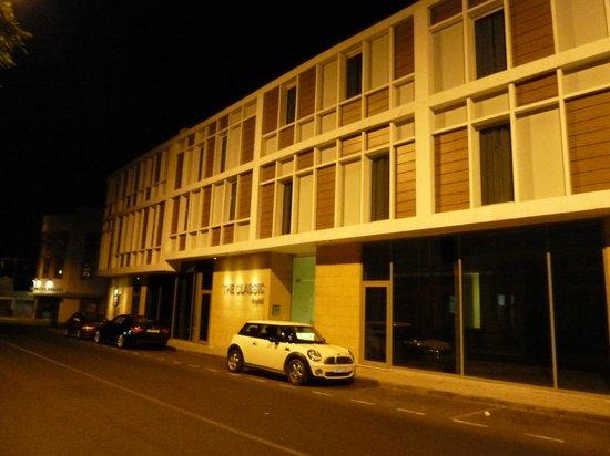 The Classic Hotel: esterno