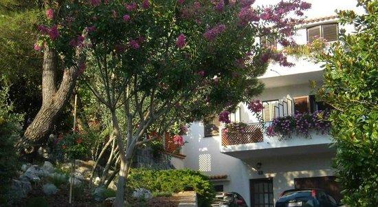 Apartments Kinkela: fronte casa