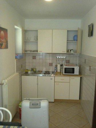 Apartments Kinkela: angolo cottura