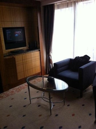 InterContinental London Park Lane: 1 bedroom Tiny suite - living room? or area
