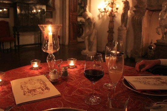 Relais La Suvera: Gala Dinner