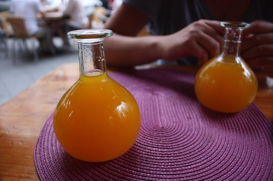Langano: Delicious honey wine in gourds