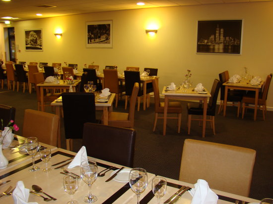 The Wiltshire: The Pavilion Restaurant