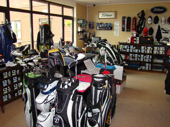 The Wiltshire: The Pro Shop