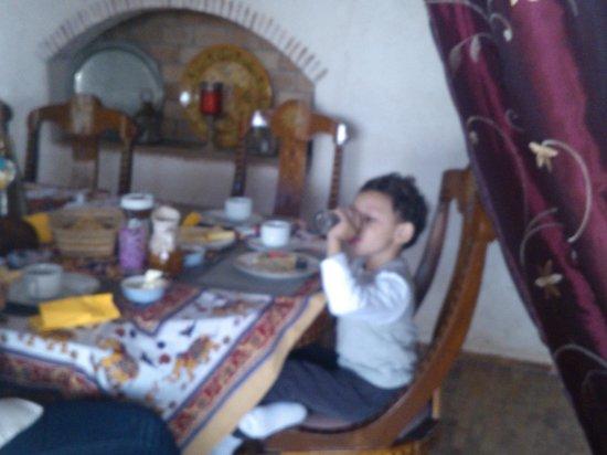 Dar Maris Maison d'hotes: petit dejeuner