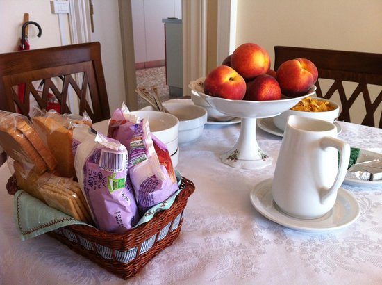 Bed and Breakfast A Le Boteghe: Nice breakfast I