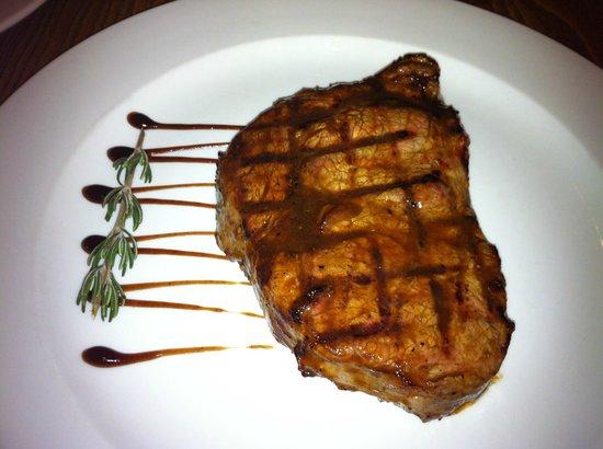Butcher Block : What a steak!