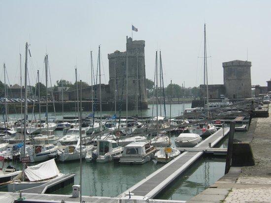 le vieux port le matin
