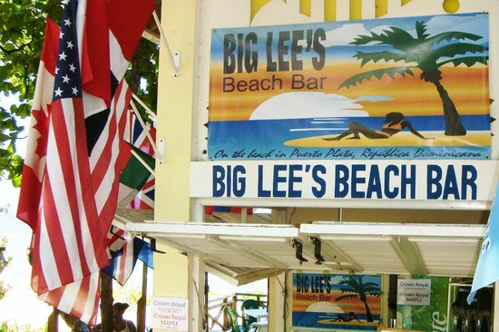 Big Lee's Beach Bar