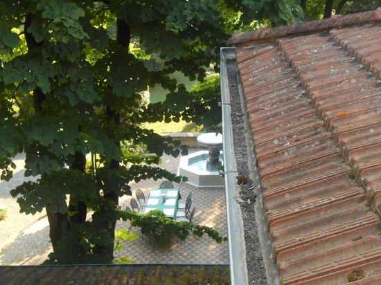 Albergo Battelli: Dalla nostra finestra....