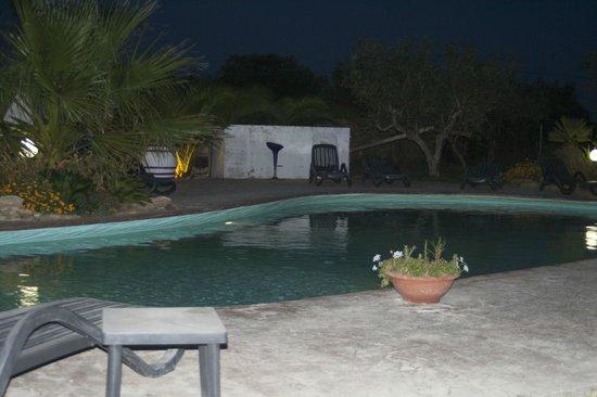 Baglio Elia Resort & Restaurant : piscina