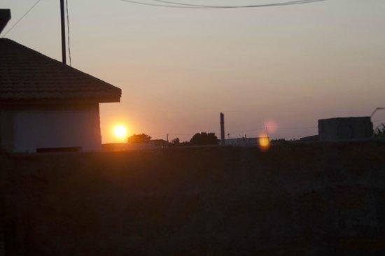 Baglio Elia Resort & Restaurant : tramonto