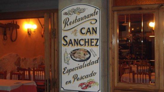 Gastrobar Can Sanchez : Can Sanchez