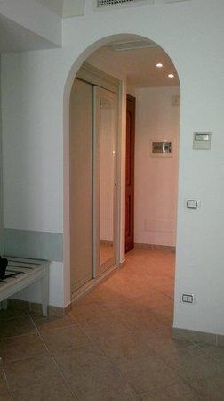 Hotel Villa Ceselle: stanza ingresso