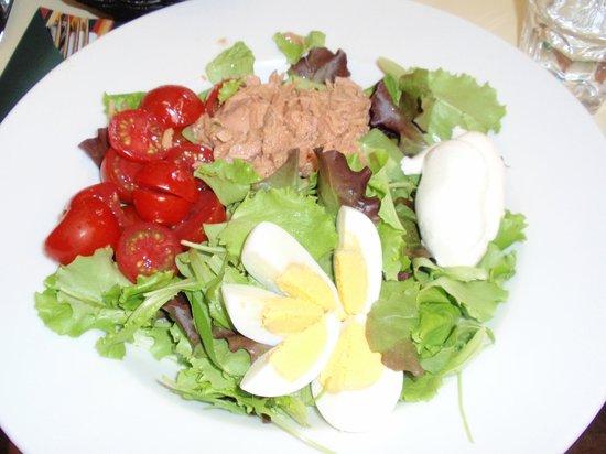 Panino Giusto Porta Venezia : Sorrento Salad, excellent!