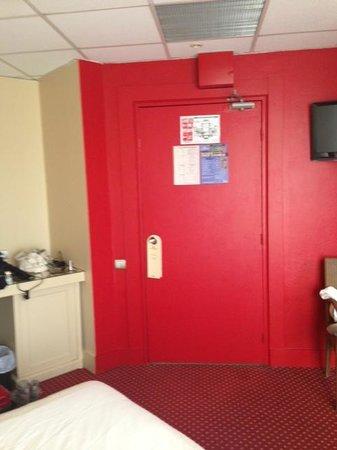 Hotel des Palmiers: Chambre 302