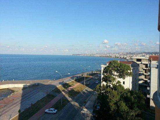 Samsun Tuana Otel: Black Sea