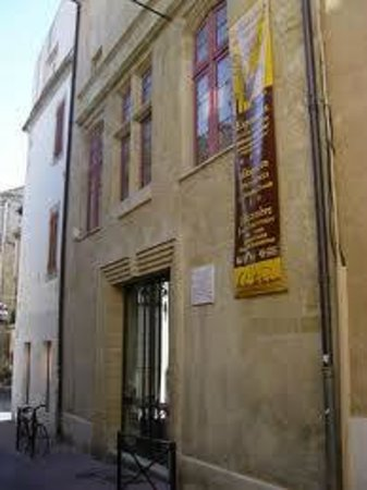 Street nearby the museum of nostradamus salon de provence - Maison d en france salon de provence ...