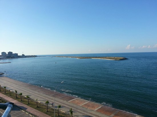 Samsun Tuana Otel: Beach