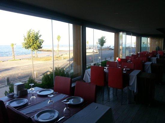 Samsun Tuana Otel: Restaurant