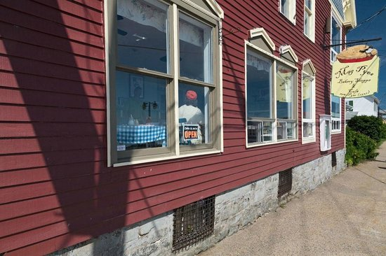 Mag Pyes Bakery Shoppe and Cafe: Sicht von aussen