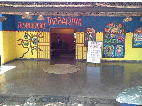 Tambarina Guest House & Restaurant: Tambarina