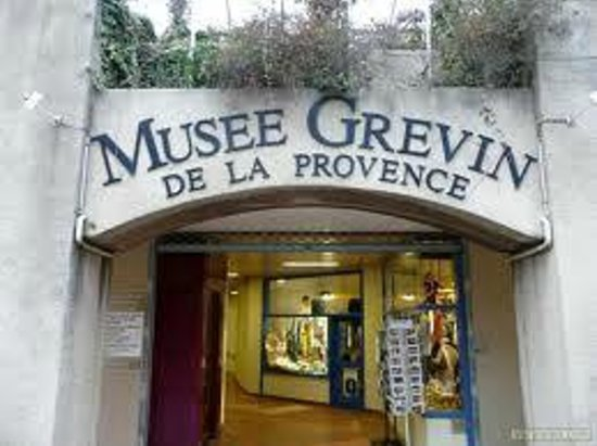 Musee grevin de la provence salon de provence france for Presto pizza salon de provence