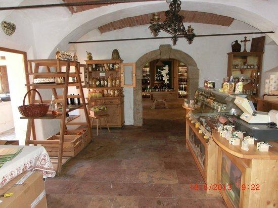 Hotel Steirisch Ursprung: Der Bauernladen mit Gutem aus der Umgebung