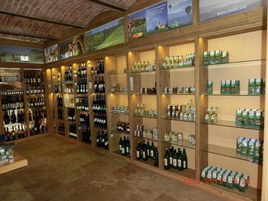 Hotel Steirisch Ursprung: Bauernladen