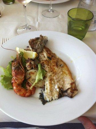 Ristorante Il Gambero Nero : Amazing food!