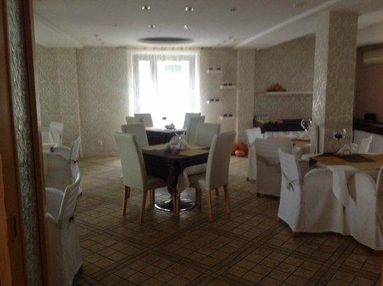 Petrus Hotel: Dining room