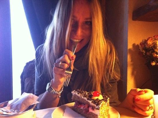 Le Samovar Guest House: torta