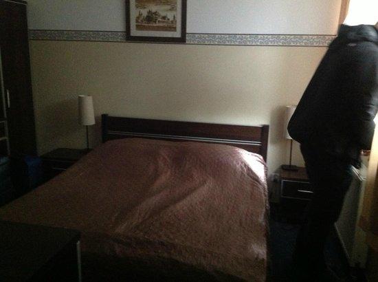 Petrus Hotel : Our room