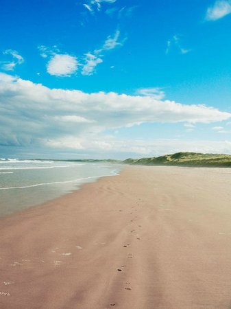 Haggerston Castle Holiday Park Haven Beach At Bamburgh Near Haggerston Castle