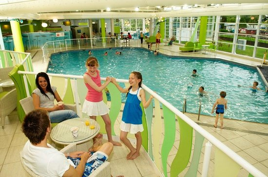 Indoor pool at haggerston castle picture of haggerston for Castle gardens pool