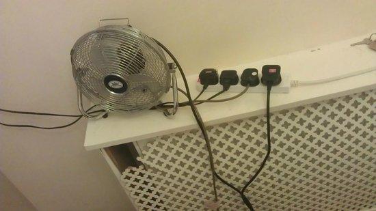 ABC Hyde Park Hotel: Electrics