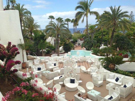 Garden picture of hotel jardin tropical costa adeje for Jardin tropical