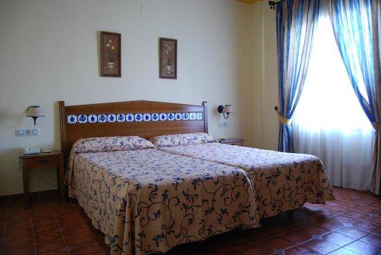 Cortijo de Tajar Hotel: Habitación doble