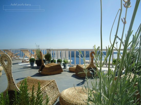 Porto Carra Hotel: hotel lounge area