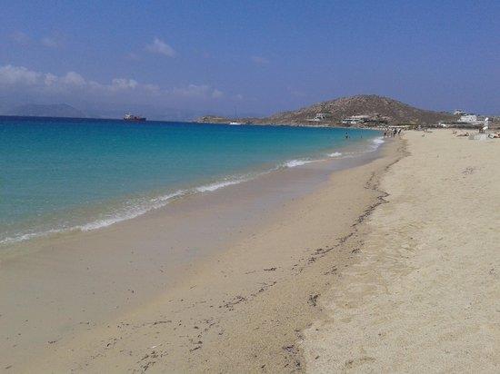 Agios Prokopios Beach: spiaggia